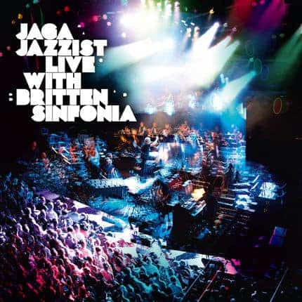 'Live with the Britten Sinfonia' by Jaga Jazzist