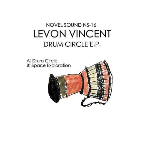 'Drum Circle E.P.' by Levon Vincent