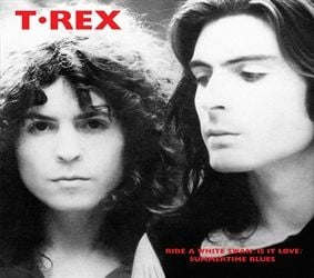 Ride A White Swan by Marc Bolan/ T Rex