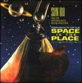 Space Is The Place OST by Sun Ra