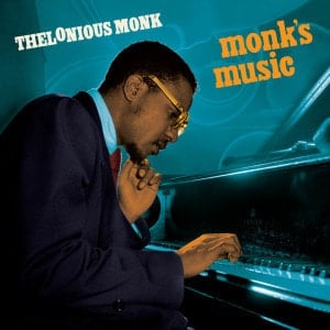 'Monk's Music' by Thelonious Monk
