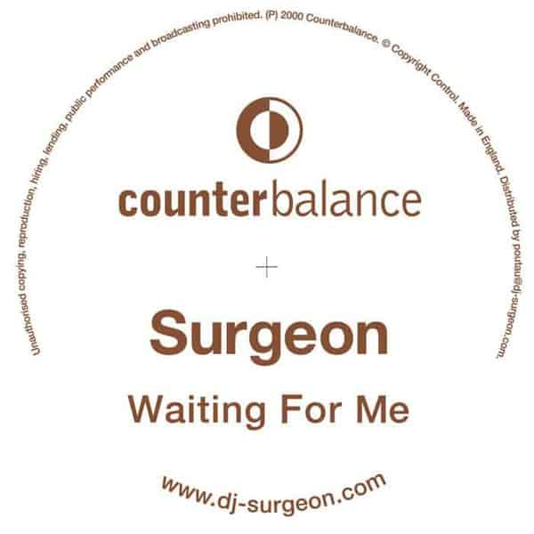 'Waiting For Me' by Surgeon