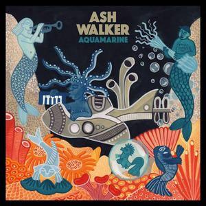 'Aquamarine' by Ash Walker
