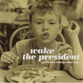 You Can't Change That Boy by Wake The President