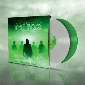 'The Fog - New Expanded Edition Original Film Soundtrack' by John Carpenter