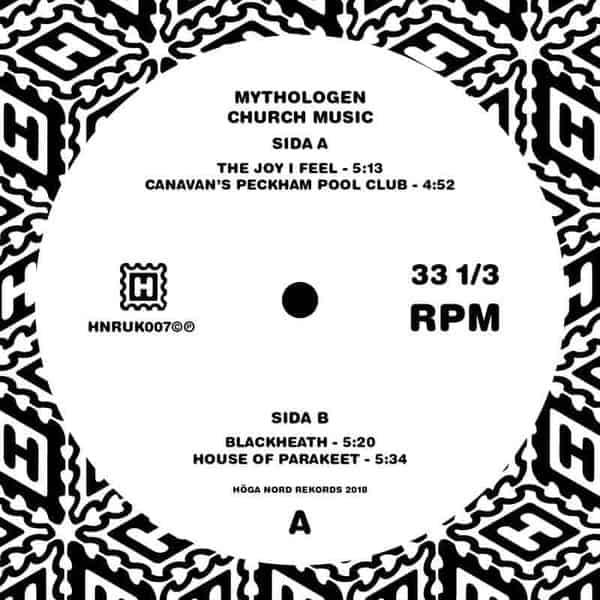'Church Music' by Mythologen