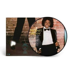'Off The Wall' by Michael Jackson