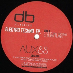 'Electro Techno EP' by Aux 88