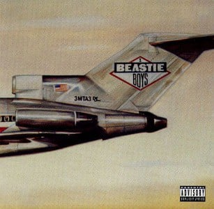 'Licensed To Ill' by Beastie Boys