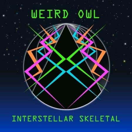 'Interstellar Skeletal' by Weird Owl