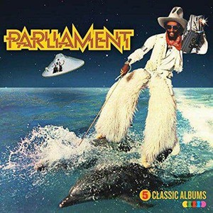 '5 Classic Albums' by Parliament