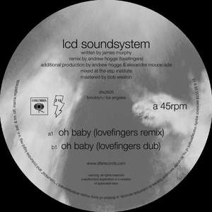 'Oh Baby (Lovefingers Remixes)' by LCD Soundsystem