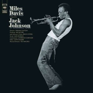 'A Tribute To Jack Johnson' by Miles Davis