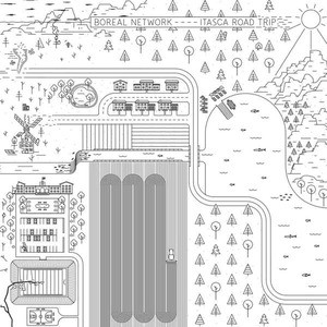 'Itasca Road Trip' by Boreal Network