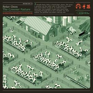 'The Greener Pasture' by Peter Oren