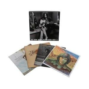 'Official Release Series: Discs 1-4 ' by Neil Young
