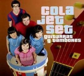 Guitarras y Tambores by Cola Jet Set