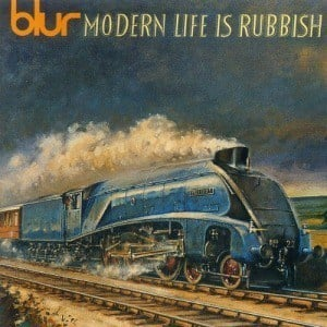 'Modern Life Is Rubbish ' by Blur