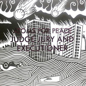 'Judge Jury And Executioner' by Atoms For Peace