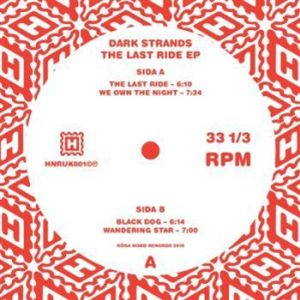 'The Last Ride EP' by Dark Strands