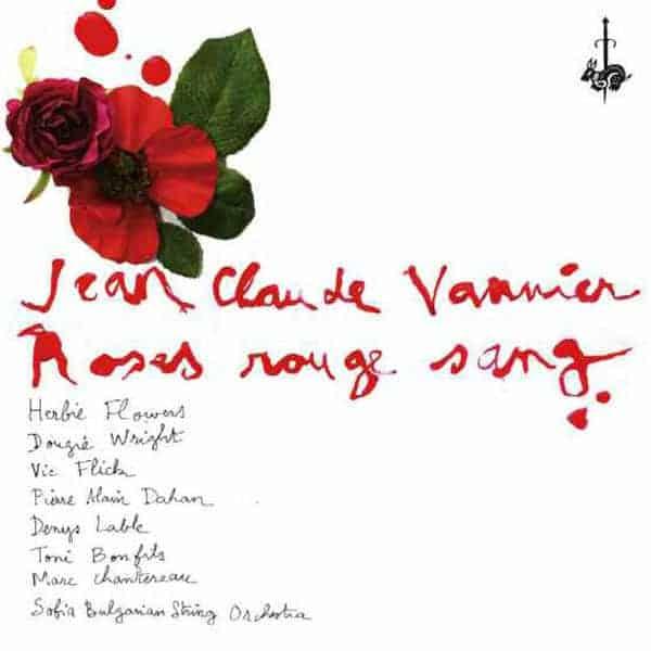 'Roses Rouge Sang' by Jean-Claude Vannier