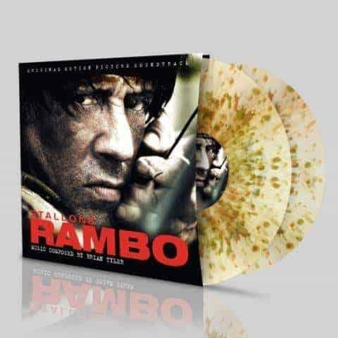 'Rambo (Original Motion Picture Soundtrack)' by Brian Tyler