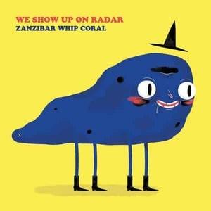 'Zanzibar Whip Coral' by We Show Up On Radar