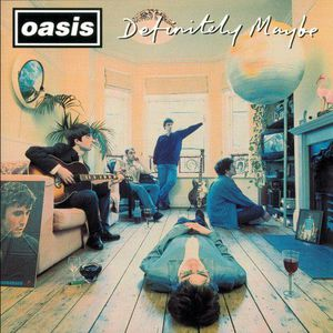 'Definitely Maybe (Remastered)' by Oasis