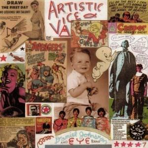 1990 / Artistic Vice by Daniel Johnston
