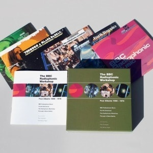'Four Albums 1968 - 1978' by BBC Radiophonic Workshop