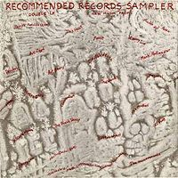 Recommended Records Sampler by Faust, This Heat, Various