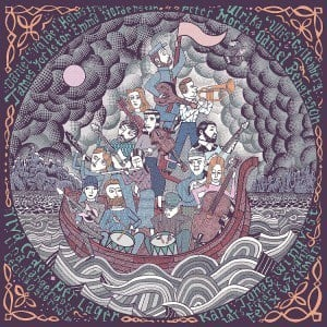 'The Wide, Wide River' by James Yorkston and The Second Hand Orchestra