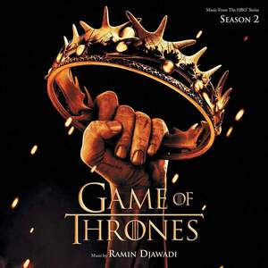 'Game of Thrones: Season 2 (Music from the HBO Series)' by Ramin Djawadi