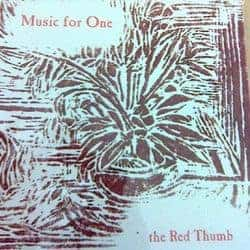 The Red Thumb by Music For One