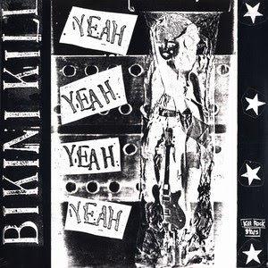 'Yeah Yeah Yeah Yeah EP' by Bikini Kill