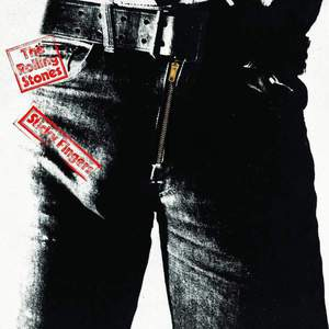 'Sticky Fingers' by The Rolling Stones