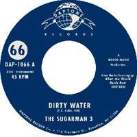 'Dirty Water / Bushwacked' by The Sugarman 3