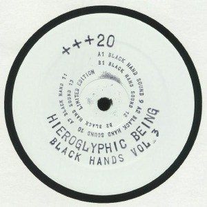 'Black Hands Vol. 3' by Hieroglyphic Being