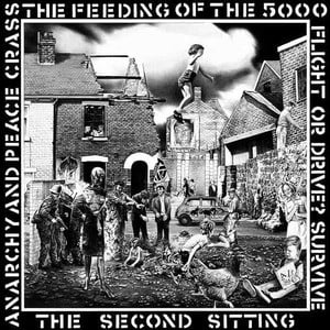 'The Feeding Of The 5000' by Crass