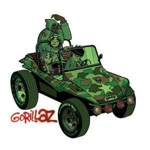 'Gorillaz' by Gorillaz