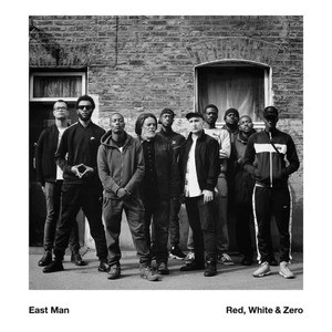 'Red, White & Zero' by East Man
