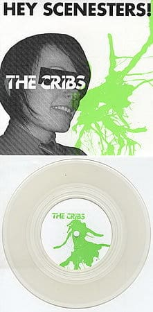 Hey Scenesters! / You're Gonna Lose Us by The Cribs