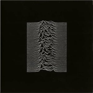 'Unknown Pleasures' by Joy Division