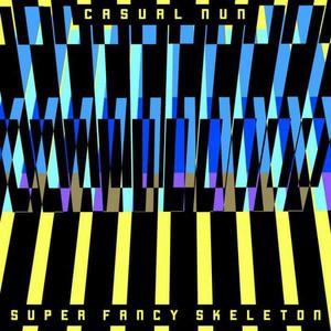 'Super Fancy Skeleton' by Casual Nun