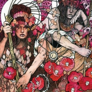 'Red Album' by Baroness