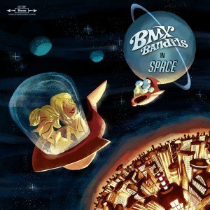 'In Space' by BMX Bandits