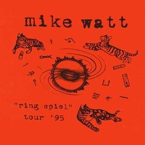 """'""""ring spiel"""" tour '95' by Mike Watt"""
