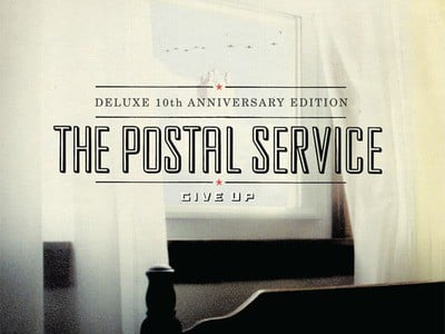 'Give Up (Deluxe 10th Anniversary Edition)' by The Postal Service