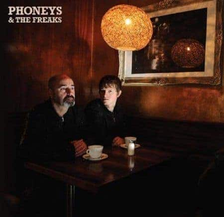 'Phoneys & The Freaks EP' by Phoneys & The Freaks