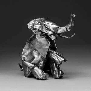'Black Origami' by Jlin